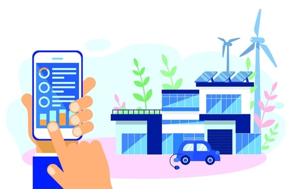 El proyecto tiene como objetivo mejorar la experiencia del consumidor al tratar de usar productos inteligentes para el hogar que no son compatibles entre sí. Foto: Shutterstock.