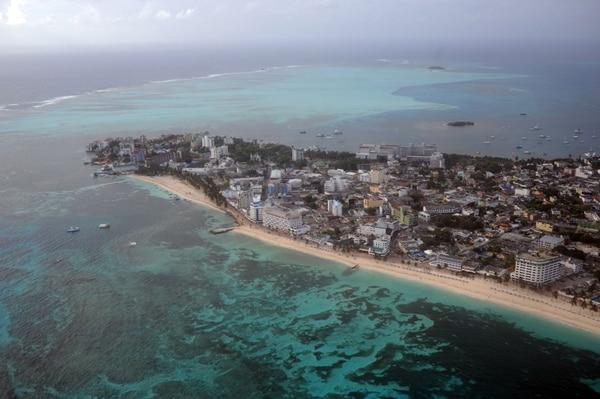 El fallo de noviembre del 2012 ratificó la soberanía colombiana sobre la isla de San Andrés. | ARCHIVO