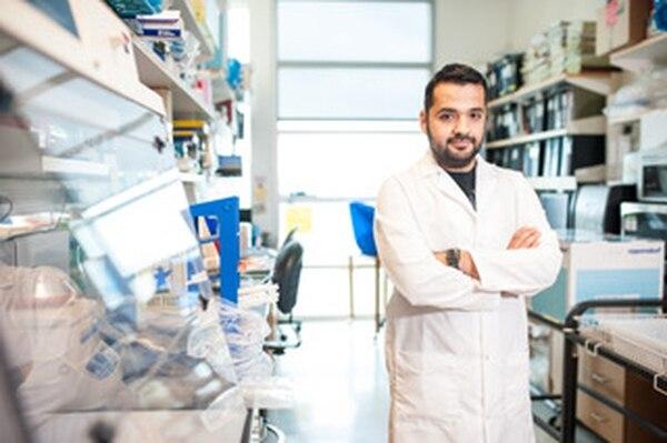 Miguel Quirós, costarricense que labora como investigador en la Universidad de Michgan, en Estados Unidos.