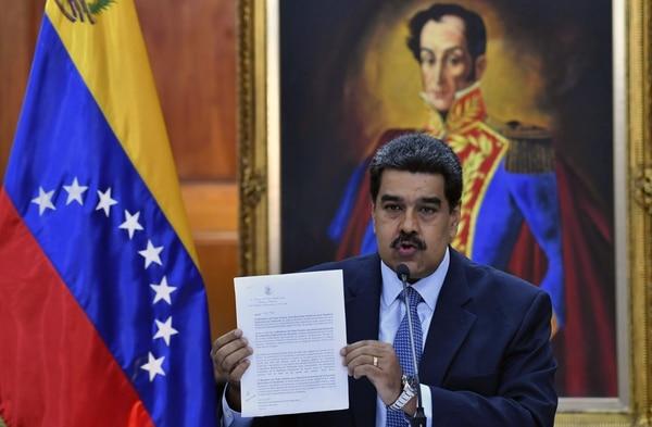 919764d70 Maduro amenaza con duras medidas si Grupo de Lima no rectifica ...