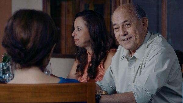Leonardo Perucci, de origen chileno, también es parte de Apego. Su papel es vital en la trama. Cortesía de Ceibita Films.