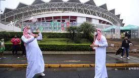 Una mancha roja revivió al Estadio Nacional por la 'Sele'