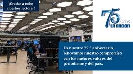 'La Nación', 75 años en papel, 26 años en digital