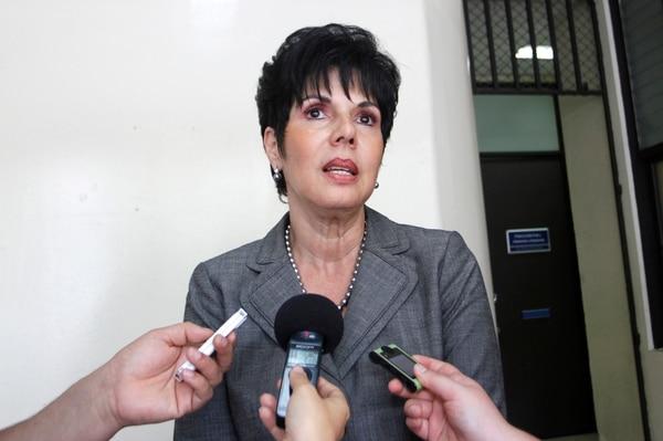 La diputada Patricia Pérez, del Movimiento Libertario, afirmó que el plan para frenar los capitales externos podría ser inconstitucional.