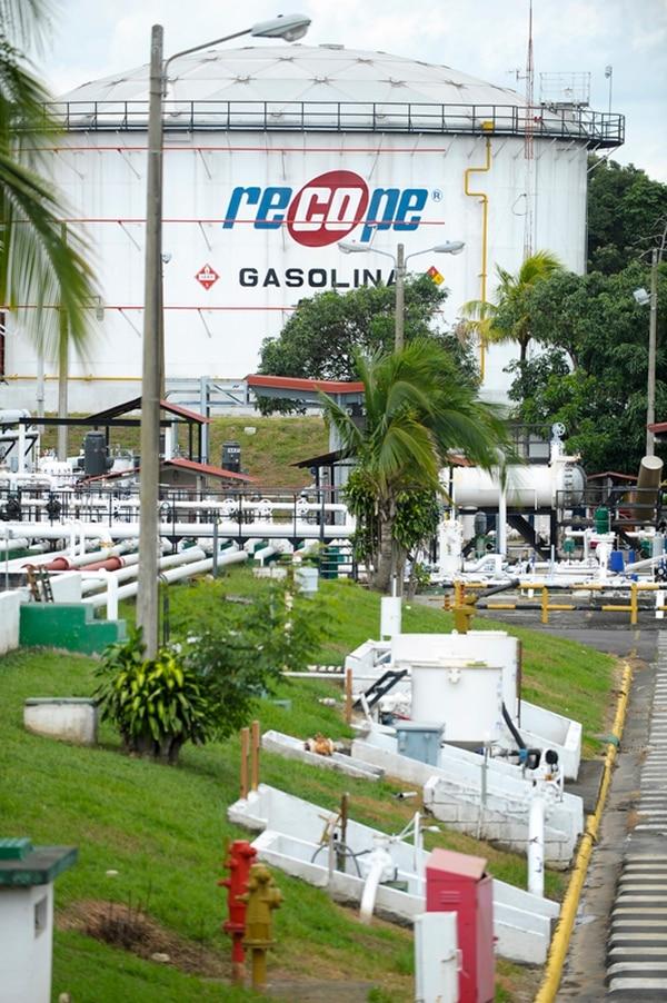 Recope le vende el GLP a dos firmas distribuidoras. | LUIS NAVARRO