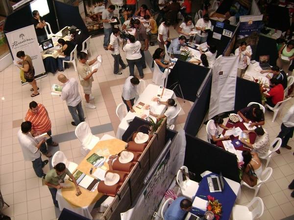 Feria del Empleo en Guanacaste. La Chorotega es la región del país con el mayor desempleo; no obstante, no tuvo cambios significativos este año. | ARCHIVO