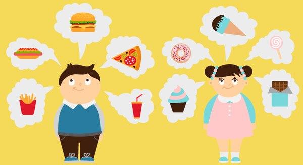 El número de niños y adolescentes (entre los 5 y 19 años) con obesidad ha aumentado 10 veces en los últimos 40 años.
