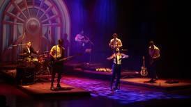 Magpie Jay estrenó su disco en vivo desde el Teatro Nacional