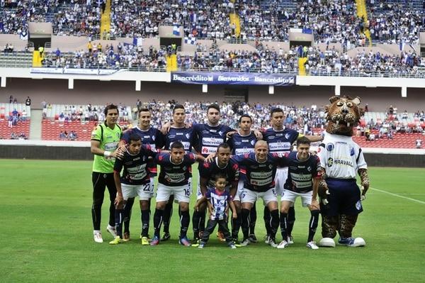 El Club Sport Cartaginés llegó hasta la semifinal del Torneo de Copa, con un equipo y un estilo de juego muy similar al que le deparó el subcampeonato del Torneo de Verano 2013.   ARCHIVO