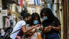 Internet móvil vuelve a Cuba pero sigue bloqueado acceso a redes sociales