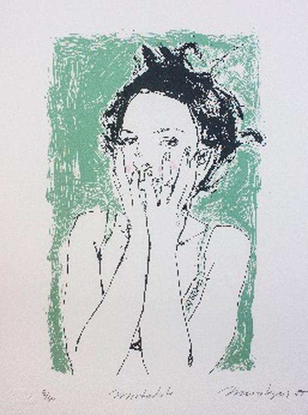 """La colección """"Gráfica y estampa de la línea al color"""", pretende contribuir a lograr el equilibro."""