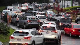 Restricción vehicular sanitaria en octubre 2021 por placa y fecha