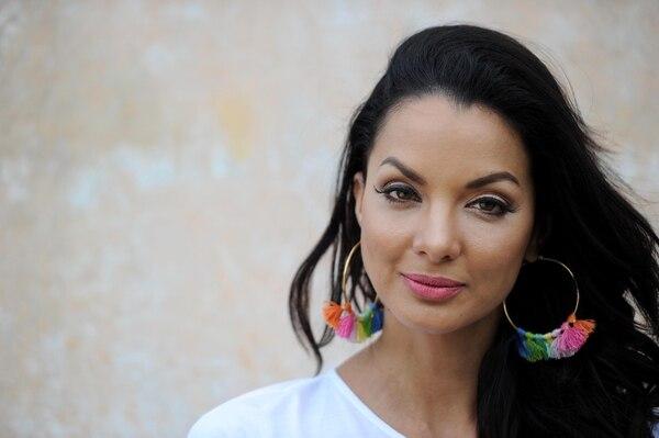 Verónica González empezó como presentadora de 'Giros' en el 2010 y este 2021 renunció. Foto: Melissa Fernández Silva