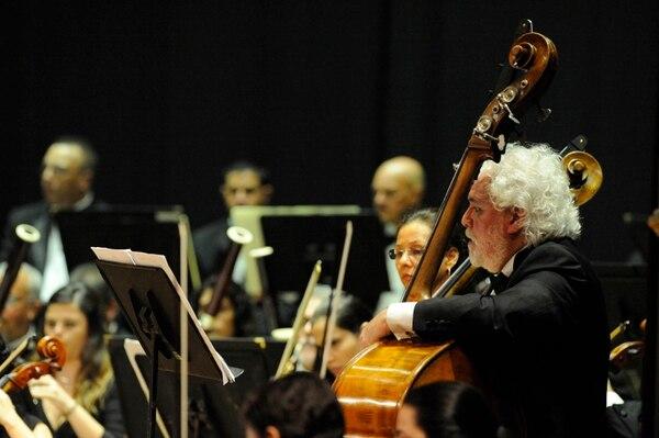 La Orquesta Sinfónica Nacional celebra su segunda nominación a los Grammy Latinos. Jonathan Jiménez.