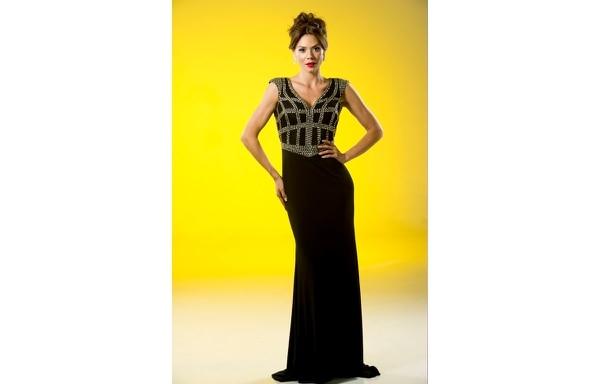 Las medidas de la nueva reina de la belleza costarricense son 90-61-90.