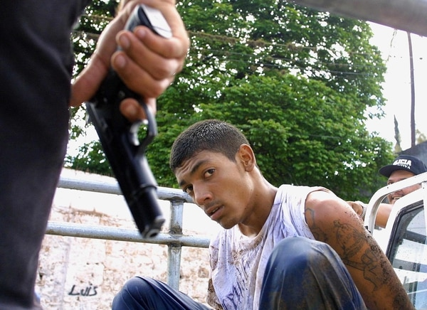 La guerra entre pandillas es uno de los fenómenos sociales que hacen de Honduras uno de los países más inseguros de Centroamérica. La región discutirá en diciembre si crea una secretaría de seguridad.