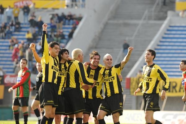 Peñarol es uno de los equipos más populares de Uruguay.