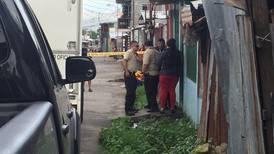 Hombre asesina a su novia y luego intenta suicidarse en La Carpio