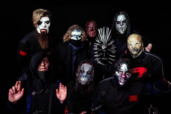Según lo anunciado hasta el momento, el metal de los estadounidenses de Slipknot será el concierto que cierre la temporada 2019 de música internacional. Foto: Archivo.
