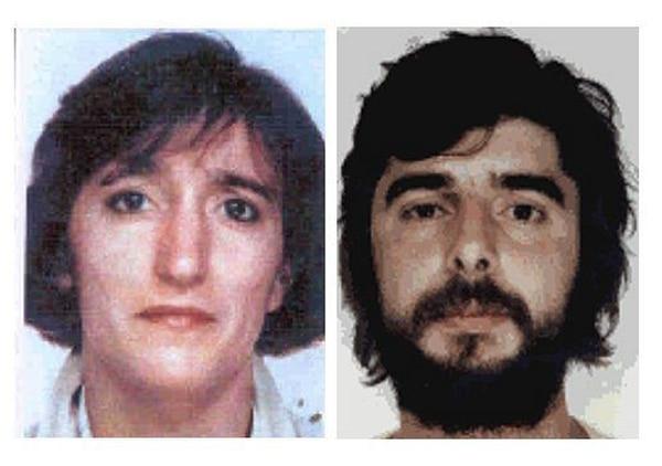 Los etarras Juan Jesús Narváez Goñi, alias