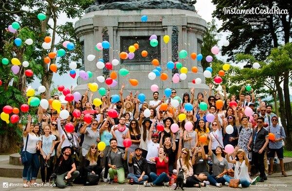 Más de 150 personas participaron en la edición del 2015. Foto: Gustavo Sancho.