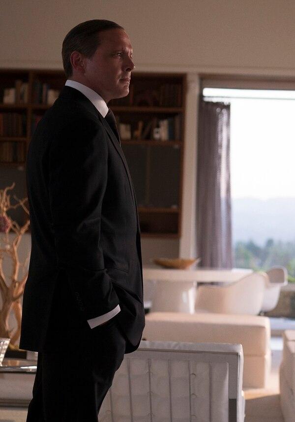 El propio Luis Miguel protagoniza el 'teaser' de la serie.