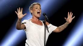 La cantante Pink dio positivo por el nuevo coronavirus
