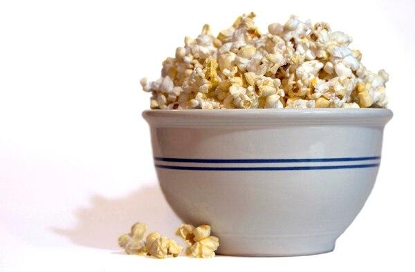 Estas grasas son utilizados en productos de uso común, como las palomitas de maíz para microondas.   ARCHIVO
