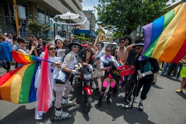 Grupos gais piden respuesta al Congreso. | FABIÁN HERNÁNDEZ/ARCHIVO