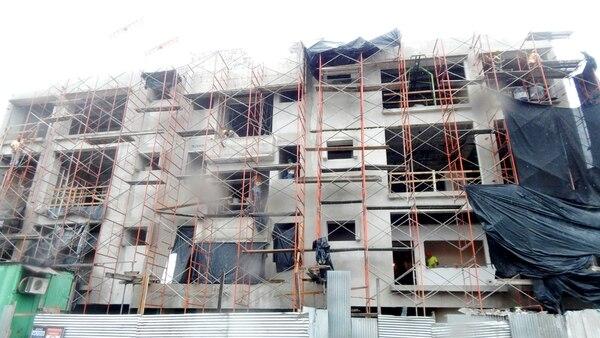 La torre en Limón será inaugurada el próximo 5 de mayo. | RODOLFO MARTÍN