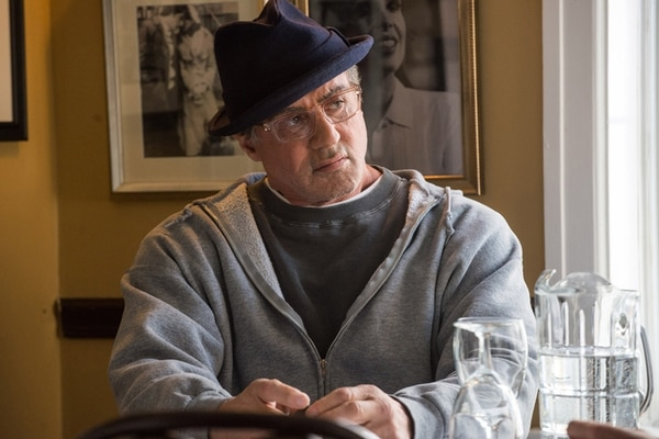 Sylvester Stallone | COMPITE POR SU PAPEL EN CREED . NEW LINE CINEMA