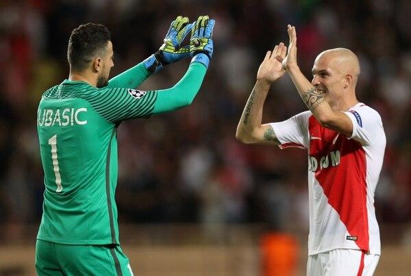 Villarreal perdió 1-0 ante el Mónaco y se despidió de la Liga de Campeones de Europa.
