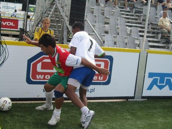 Costa Rica enfrentó este domingo a Bulgaria en la final de la Copa Poznan.