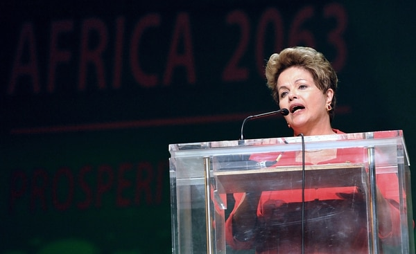 Dilma Rousseff ha enfrentado un clima social muy agitado en las últimas semanas.
