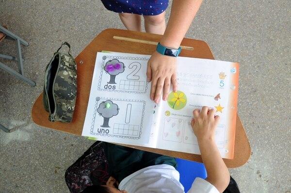 Dominar los enfoques y las didácticas de enseñanza específicas de sus saberes es una de las características deseables para los futuros educadores. Foto de Jorge Castillo