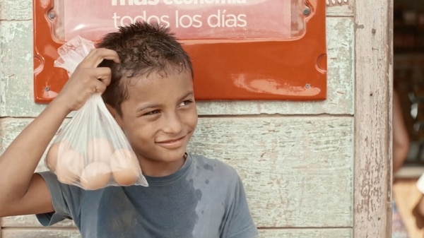 El corto 'Amor de temporada', de Sergio Pucci, participó en la edición 2015 del Made in Costa Rica. Archivo