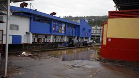A una semana del temporal, Turrialba muestra lento retorno a cotidianidad