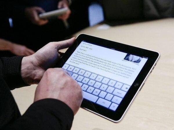 En la nueva tienda iCon se venderá el iPad y computadoras portátiles. | AFP