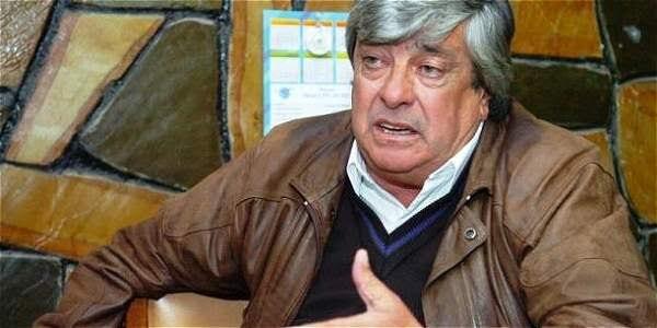 Juan Martín Mujica falleció este jueves a los 73 años. En nuestro país dirigió a Liga Deportiva Alajuelense.