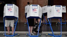 Neoyorquinos votan en primarias para elegir a su alcalde