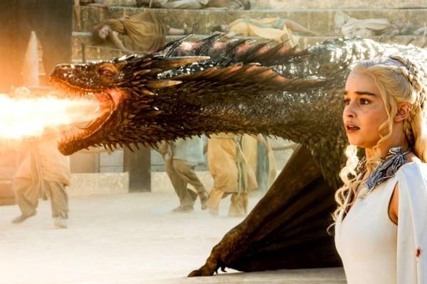 Escenas de 'The Dance of Dragons ' (Temporada 5, Episodio 9), de la serie Game of Thrones.