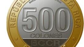 Nueva moneda de ¢500 para conmemorar el Bicentenario circulará a partir de noviembre